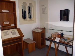 Mittelalterliche Schreibstube