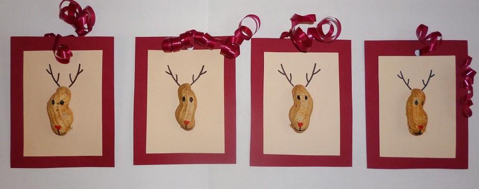 DIY - Rudolph, the Red-Nosed Reindeer, www.talesandmemories.de