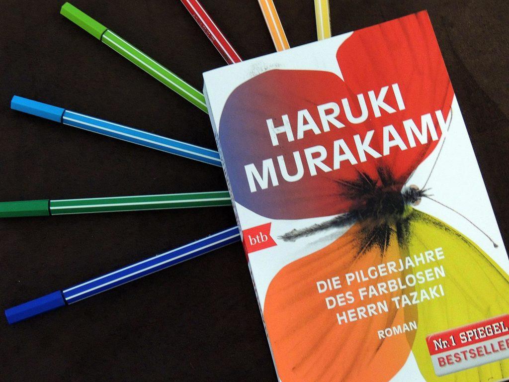Die Pilgerjahre des farblosen Herrn Tazaki_Haruki Murakami