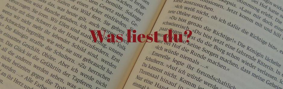 Was liest du?