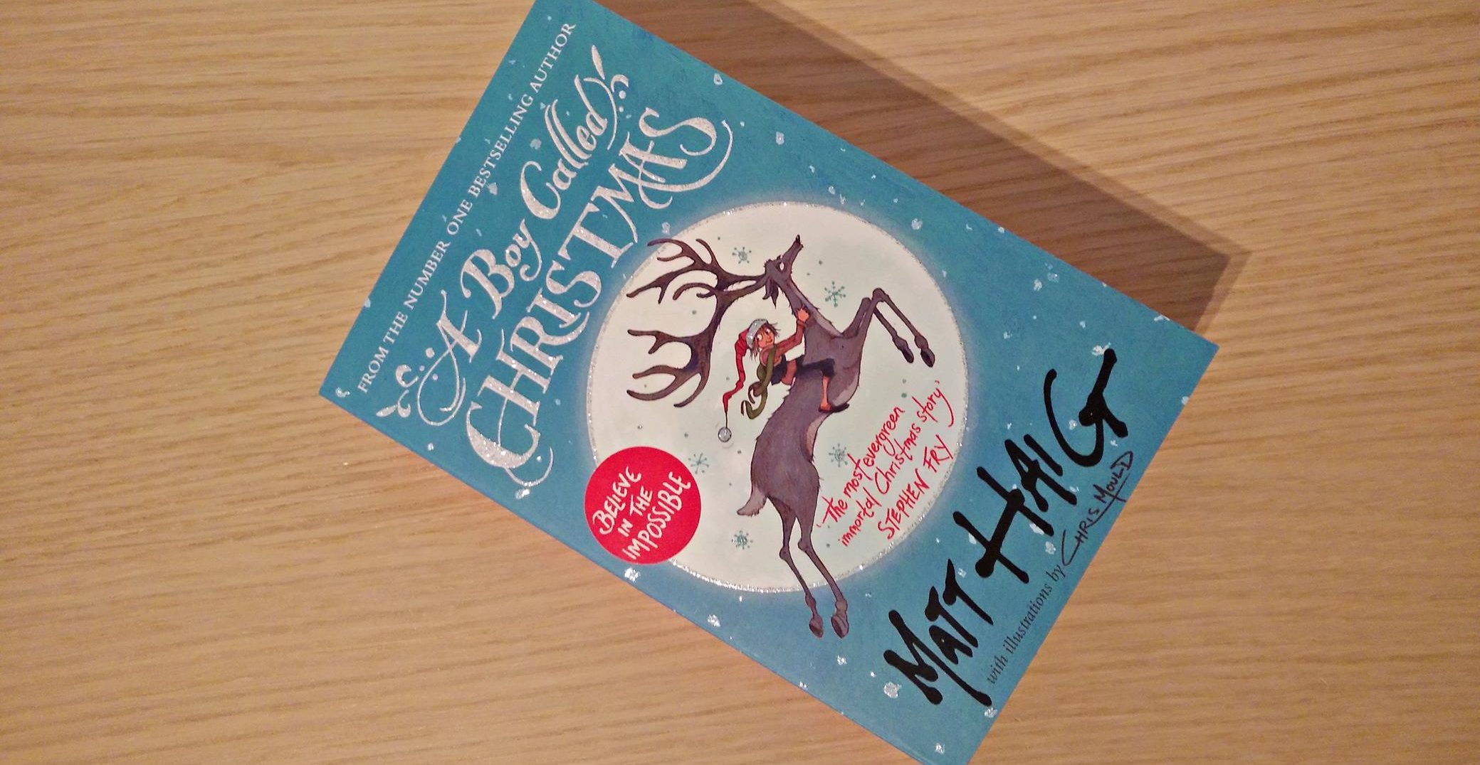A Boy Called Christmas_Matt Haig