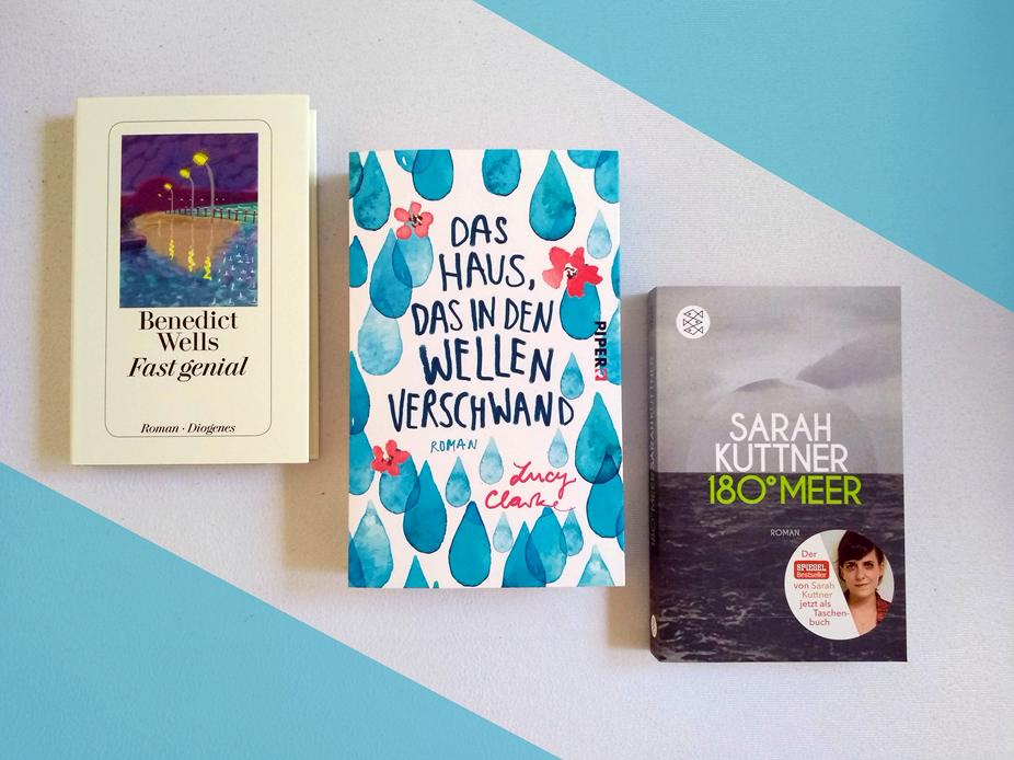 Romane für den Sommer