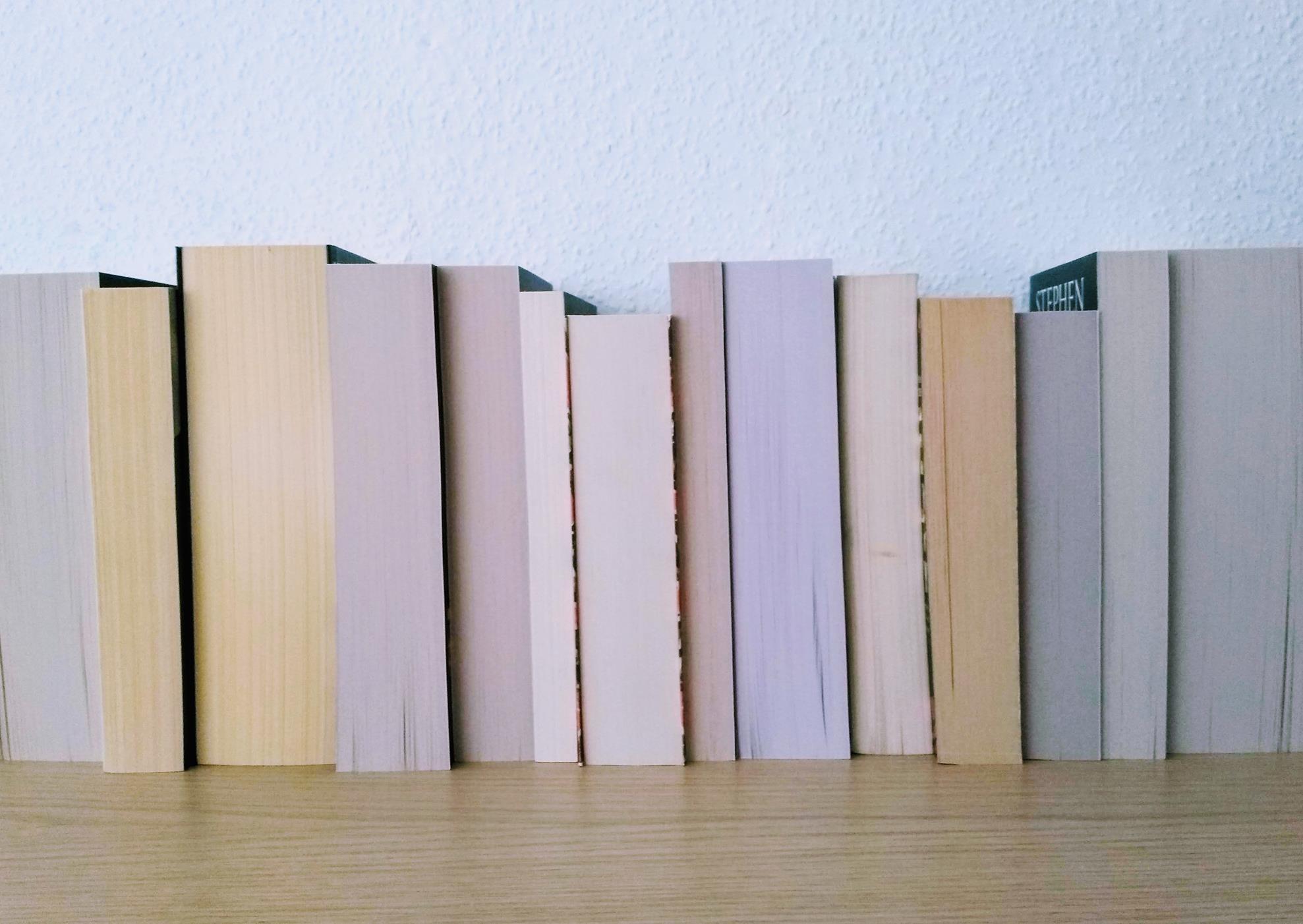 Bücher_Frontansicht