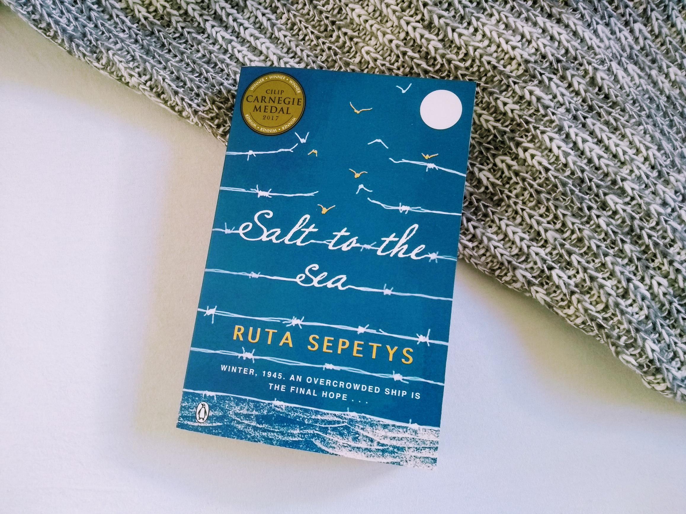 Salz für die See_Ruta Sepetys