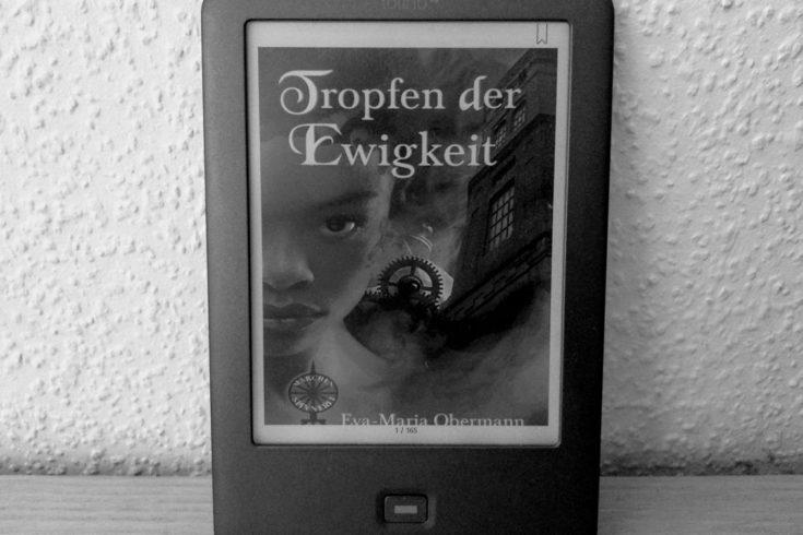 Eva-Maria Obermann_Tropfen der Ewigkeit