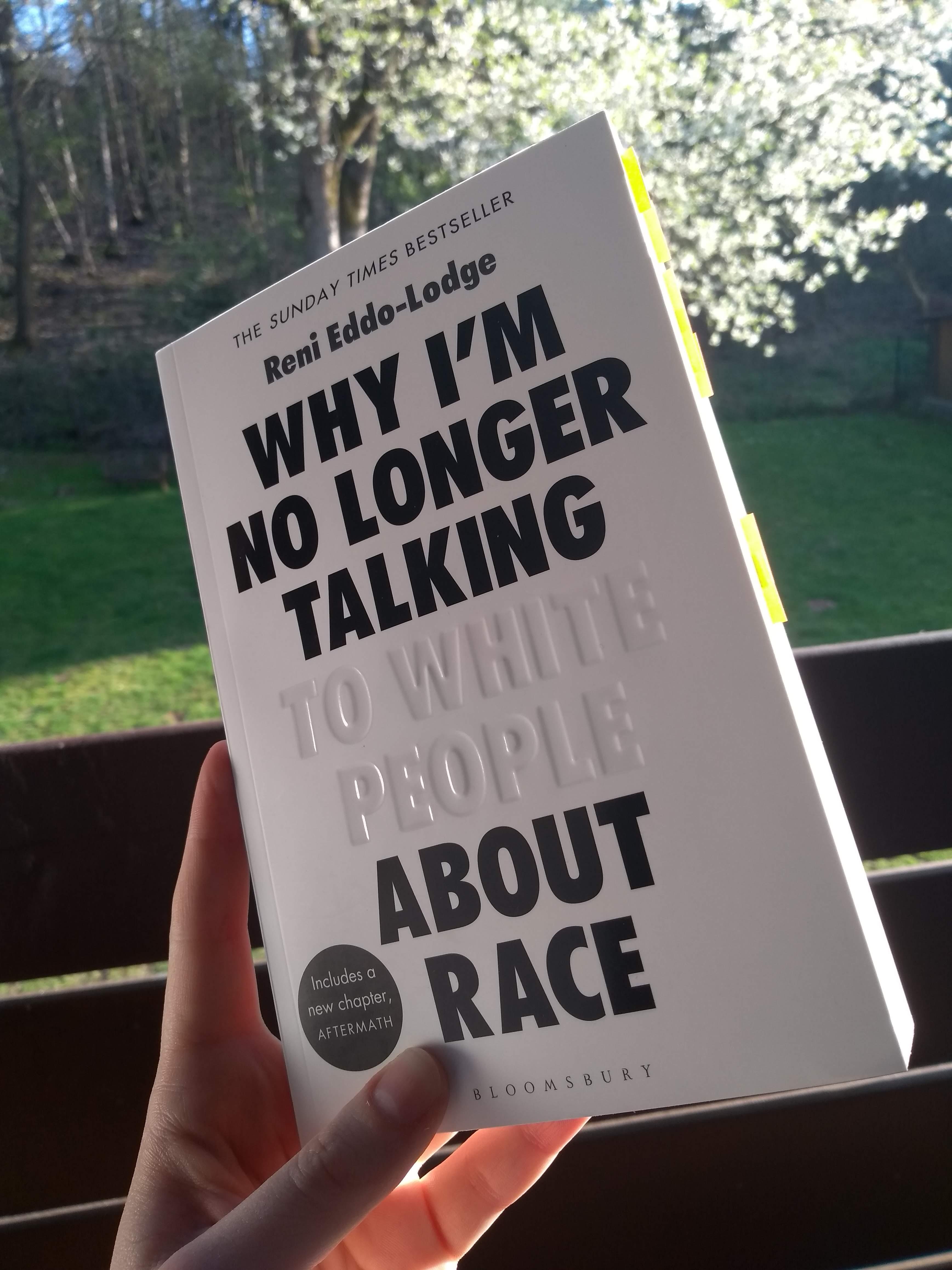 Warum ich nicht länger mit Weißen über Hautfarbe spreche