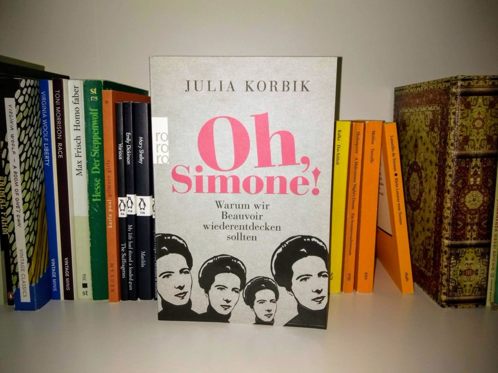 Oh, Simone von Julia Korbik