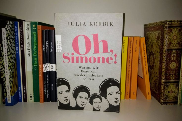 Oh Simone_Julia Korbik