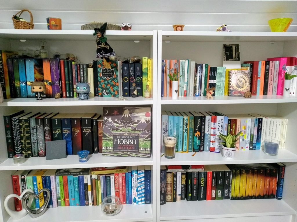 Bücherregal 2019